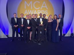MCA awards 2019 Curzon Innovation Digital