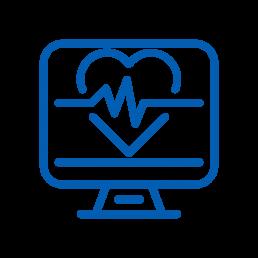 virtual care icon